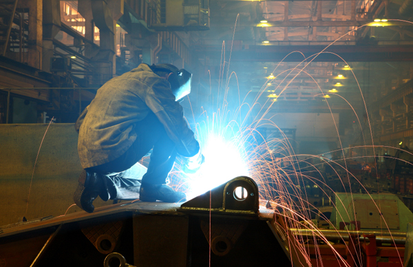 Certified welding and fabrication capabilities